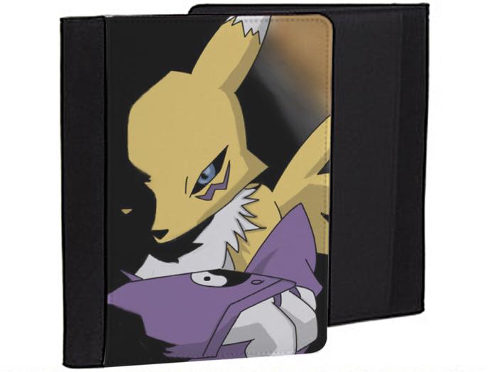 Digimon Renamon Notebook Planner Diary Organizer
