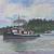 """Marlin II"" Giclee Paper Print by Carol Thompson"