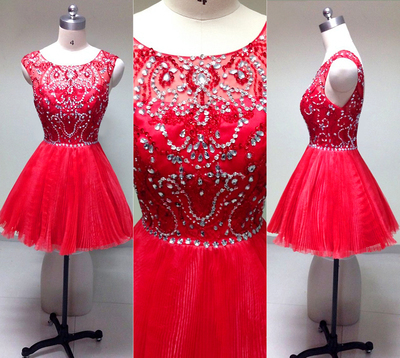 Prom Dress,Prom Gown,Tulle Homecoming Dress,Homecoming Dresses