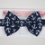 Little Guy Bow Tie - Navy Anchors Away