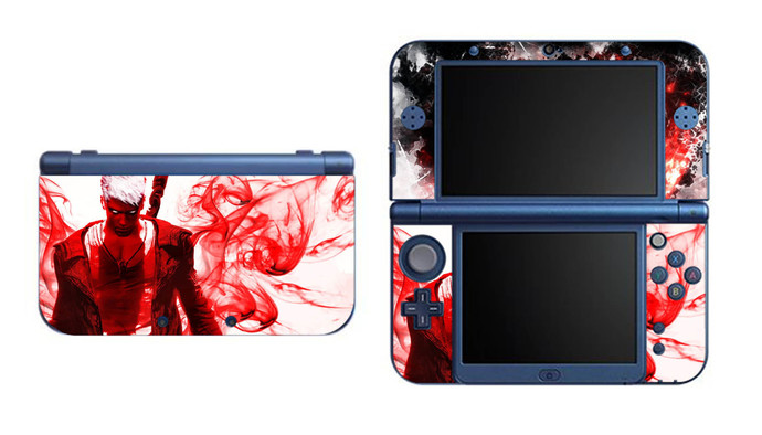 Devil May Cry Definitive NEW Nintendo 3DS XL LL, 3DS, 3DS XL Vinyl Sticker /