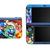 MEGAMAN STARFORCE NEW Nintendo 3DS XL LL, 3DS, 3DS XL Vinyl Sticker / Skin Decal