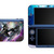 Silver Surfer NEW Nintendo 3DS XL LL, 3DS, 3DS XL Vinyl Sticker / Skin Decal