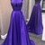 Gorgeous Halter Long Prom Dress with Open Back Ball Gowns