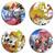 Tales of Phantasia Set wooden Drink Coasters