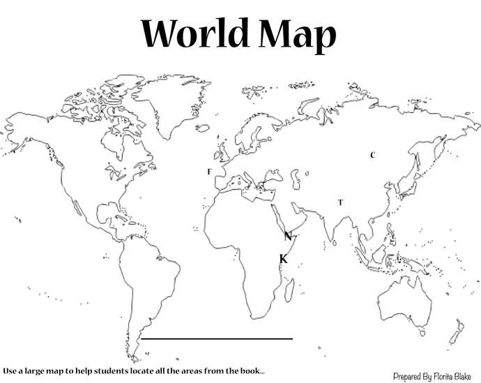 Custom Order On the Same Day in March Book Map of the World