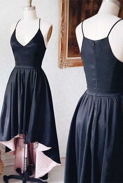 Charming Homecoming Dresses, Homecoming Dresses, Black Homecoming Dresses, Cheap