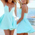 spaghetti straps homecoming dresses,mint green homecoming dresses,sexy