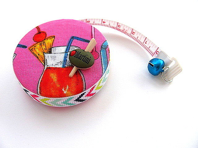 Tape Measure Cocktails Retractable Measuring Tape