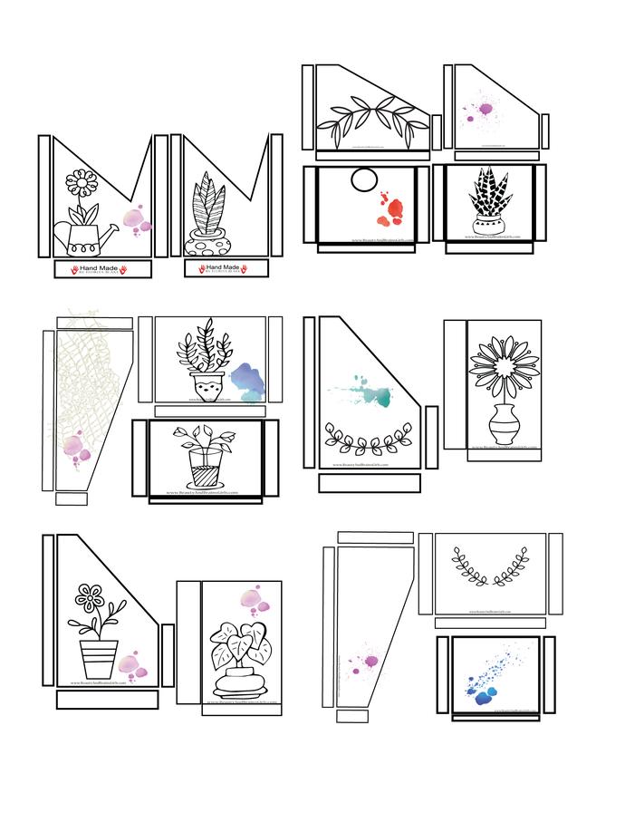 CUSTOM ORDER FOR MRCIS- NOT  16 Folded Pocket Journal Each fits comfortably on