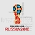Fifa world cup Russia 2018 Color Graphics SVG Dxf EPS Png Cdr Ai Pdf Vector Art