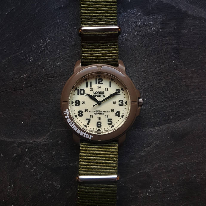 Lorus Sport Mens Trailmaster Watch With By Wilberforcewatches On