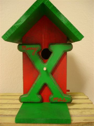 Birdhouse - X Christmas