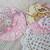Sweet Cupcake Embellishment Kit Vol 2 - White, Pink