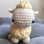 READY TO SHIP Baby Lamb Amigurumi Crochet Plush