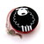 Tape Measure with White and Black Sheep Retractable Measuring Tape
