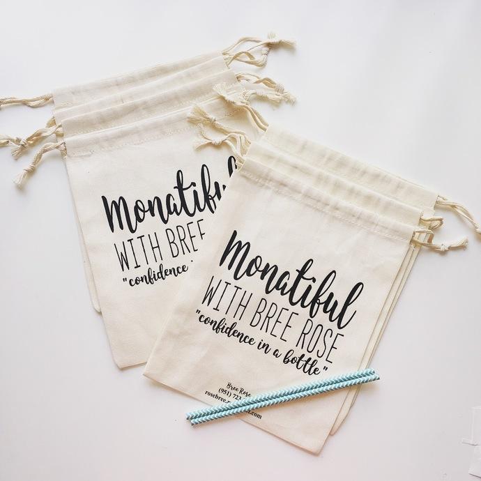 Monat Bags, Monat, Monatiful, Monat Sample Bag, Distributor Marketing, Lipsense