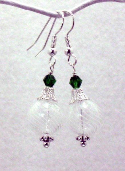 First Snow Earrings
