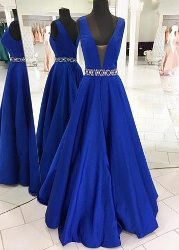 Fashion A Line Long Prom Dress Long Winter By Prom Dresses On Zibbet