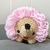 READY TO SHIP Happy Hedgehog Crochet Plush
