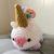 READY TO SHIP Stuffed Unicorn - Amigurumi, Toy, Plush
