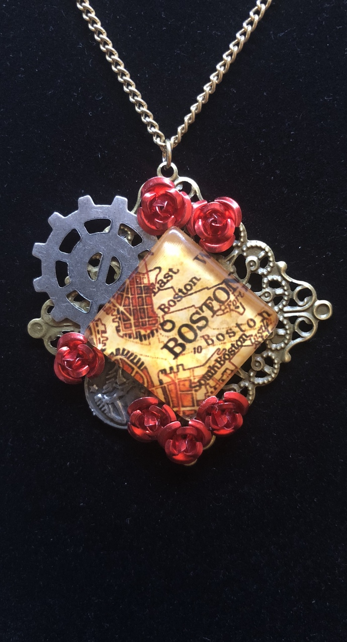 Time Traveler Necklace