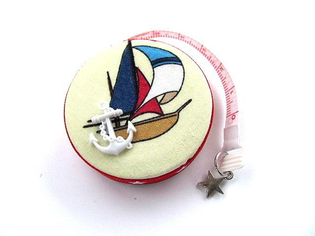 Sailing Retractable Tape Measure