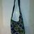 African handmade cross bag