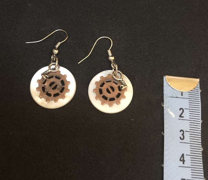 Shipshape Earrings