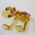 Italian Murano glass animal figurine,camell
