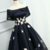 Charming Prom Dress,HIgh-Low Prom Gown,Appliques Prom Dress,,Off the Shoulder
