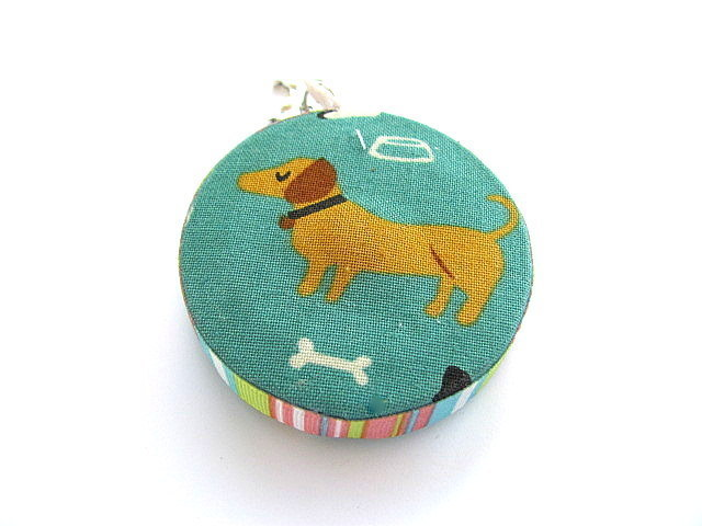 Measuring Tape  Pattern Dachshunds  Retractable Tape Measure