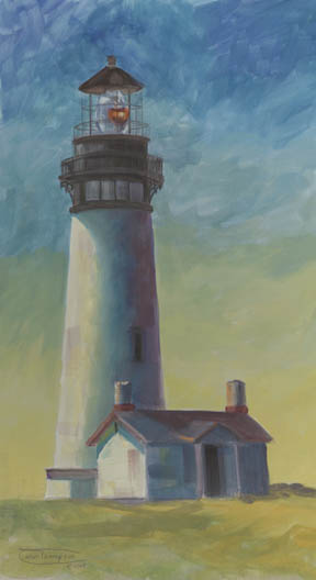 """""""Afternoon Glow"""" Giclee Paper Print by Carol Thompson"""