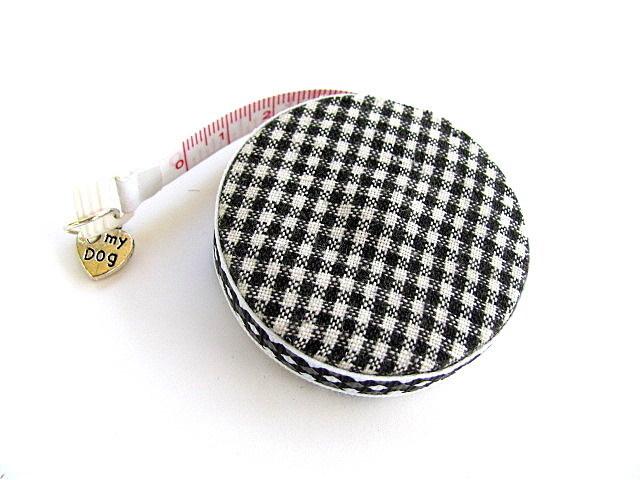 Measuring Tape Dalmatian Dog Retractable Tape Measure