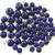 Lapis 4mm Gemstone Cabochon Round FOR FOUR