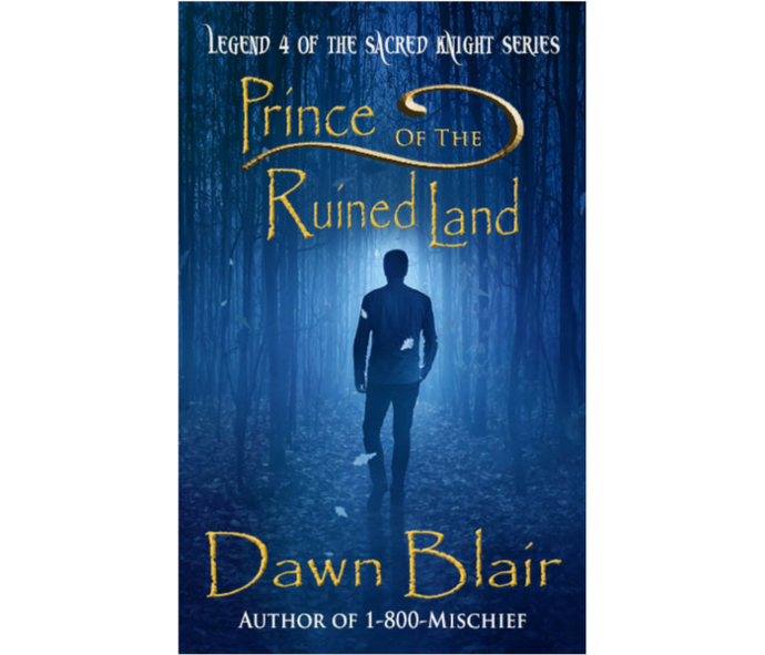 Prince of the Ruined Land (Book 4 of Sacred Knight series)