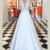 White Prom Dress,Satin Prom Gown,Appliques rom Dress,V-Neck Prom Gown 850