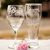 Bride Wine Glass and Groom Beer Glass with Wedding Date, Set of 2, More Glass