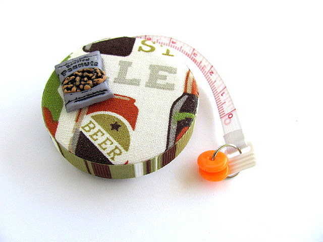 Tape Measure Ale Lovers Retractable Measuring Tape
