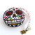 Measuring Tape Flowers Sugar Skulls Pocket Retractable Tape Measure