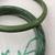 Jade Green Bangle Bracelets Just in time for spring!