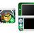 Danny Phantom NEW Nintendo 3DS XL LL, 3DS, 3DS XL Vinyl Sticker / Skin Decal