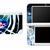 Fairy Tail Gray Fullbuster NEW Nintendo 3DS XL LL, 3DS, 3DS XL Vinyl Sticker /