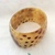 Tortoise Shell Vintage Bangle Bracelet