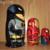 Marvel Super Heroes Nesting dolls Batman Iron Man Spiderman gift for boys Marvel