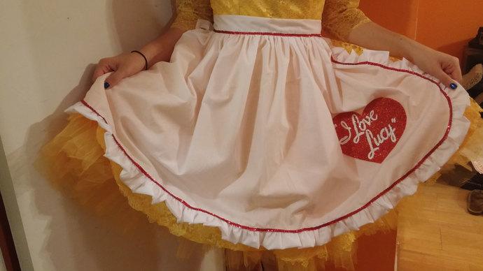 Vintage Apron-Teen Size