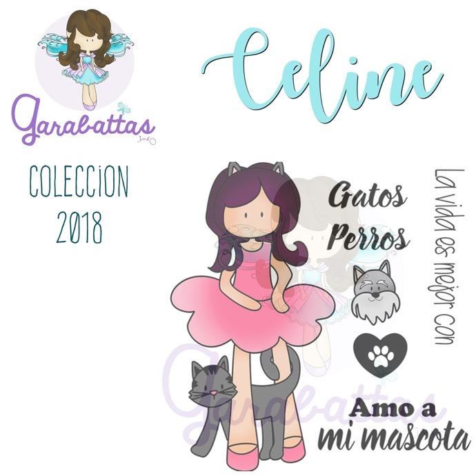 CELINE  (amo a mis mascotas)