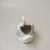 Vintage German porcelain bird figurine,swan,ring holder