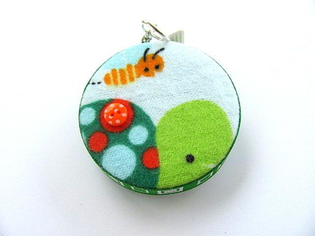 Tape Measure Pond Life Creatures Pocket Retractable Measuring Tape