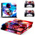 Hokuto ga Gotoku  ps4 skin decal for console and 2 controllers